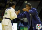 Akerke Myrzabek (KAZ), Ilaria Peirano (ITA) - Cadet World Championships Kiev (2011, UKR) - © IJF Media Team, International Judo Federation