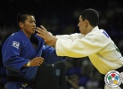 Jalil Shukurov (AZE), Joubu Ebata (JPN) - World U17 Championships Kiev (2011, UKR) - © IJF Media Team, International Judo Federation
