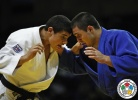 Guram Tushishvili (GEO), Shalva Chocheli (GEO) - World U17 Championships Kiev (2011, UKR) - © IJF Media Team, International Judo Federation