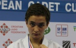 Moritz Plafky (GER) - European Cup Cadets Zagreb (2012, CRO) - © JudoInside.com, judo news, results and photos