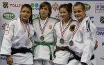 Reka Pupp (HUN) - European Cup Cadets Zagreb (2012, CRO) - © JudoInside.com, judo news, results and photos