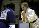 Marit De Gier (NED) - World Cup Bucharest (2012, ROU) - © IJF Gabriela Sabau, International Judo Federation