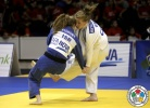 Shira Rishony (ISR), Hayley Willis (GBR) - World Cup Bucharest (2012, ROU) - © IJF Gabriela Sabau, International Judo Federation