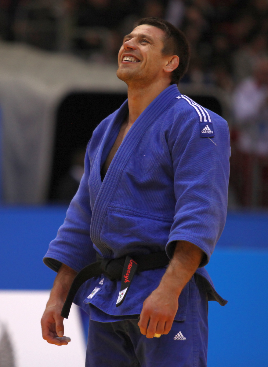 Robert Krawczyk Judoka JudoInside