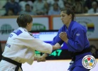Ivana Maranic (CRO), Irine Leonidze (GEO) - Grand Prix Baku (2012, AZE) - © IJF Media Team, International Judo Federation