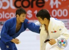 Kherlen Ganbold (MGL), Amartuvshin Dashdavaa (MGL) - Grand Prix Qingdao (2012, CHN) - © IJF Media Team, International Judo Federation
