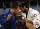 Soslan Bostanov (RUS), Abdullo Tangriev (UZB) - IJF Grand Slam Moscow (2012, RUS) - © IJF Media Team, International Judo Federation