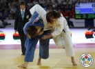 Naranjargal Tsend-Ayush (MGL), Maria Portela (BRA) - IJF Grand Slam Moscow (2012, RUS) - © IJF Media Team, International Judo Federation