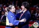 Telma Monteiro (POR),  RESPECT (IJF) - Grand Slam Paris (2012, FRA) - © IJF Media Team, International Judo Federation