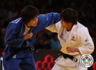 Yuka Nishida (JPN), Bundmaa Munkhbaatar (MGL) - Grand Slam Paris (2012, FRA) - © IJF Media Team, International Judo Federation