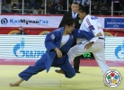 Lucie Decosse (FRA), Haruka Tachimoto (JPN) - IJF World Masters Almaty (2012, KAZ) - © IJF Media Team, International Judo Federation