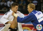 Maxim Rakov (KAZ), Henk Grol (NED) - IJF World Masters Almaty (2012, KAZ) - © IJF Media Team, International Judo Federation