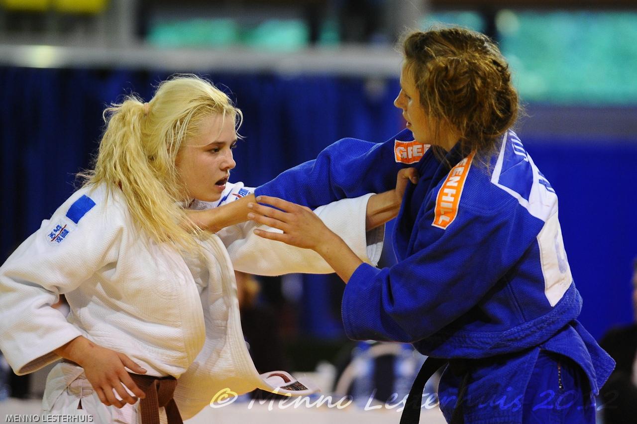 Manon derks judoka judoinside for Stoop eindhoven