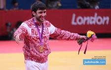 Mansur Isaev (RUS) - Olympic Games London (2012, GBR) - © Mario Krvavac