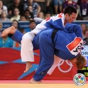 Nick Delpopolo judo inside
