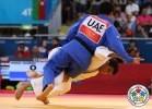 Ahmed Awad (EGY), Humaid Alderei (UAE) - Olympic Games London (2012, GBR) - © IJF Media Team, International Judo Federation