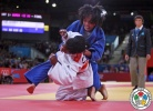 Kum Ae An (PRK) - Olympic Games London (2012, GBR) - © IJF Media Team, IJF