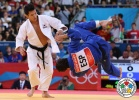 Sugoi Uriarte (ESP), Jun-Hyun Cho (KOR) - Olympic Games London (2012, GBR) - © IJF Media Team, International Judo Federation