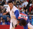 Jun-Hyun Cho (KOR), Sugoi Uriarte (ESP) - Olympic Games London (2012, GBR) - © IJF Media Team, International Judo Federation
