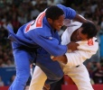 Dex Elmont (NED), Nyam-Ochir Sainjargal (MGL) - Olympic Games London (2012, GBR) - © IJF Media Team, IJF