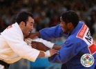 Dex Elmont (NED), Sainjargal Batbayar (MGL) - Olympic Games London (2012, GBR) - © IJF Media Team, IJF