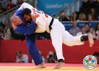Milan Randl (SVK), Ilias Iliadis (GRE) - Olympic Games London (2012, GBR) - © IJF Media Team, International Judo Federation