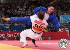 Rasa Sraka (SLO), Ye-Sul Hwang (KOR) - Olympic Games London (2012, GBR) - © IJF Media Team, International Judo Federation