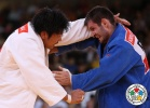 Masashi Nishiyama (JPN), Kirill Denisov (RUS) - Olympic Games London (2012, GBR) - © IJF Media Team, International Judo Federation