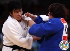 Akari Ogata (JPN), Gyeong-Mi Jeong (KOR) - Olympic Games London (2012, GBR) - © IJF Media Team, International Judo Federation