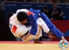 Xiuli Yang (CHN) - Olympic Games London (2012, GBR) - © IJF Media Team, International Judo Federation