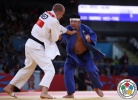 Henk Grol (NED), Hee-Tae Hwang (KOR) - Olympic Games London (2012, GBR) - © IJF Media Team, International Judo Federation