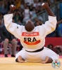 Teddy Riner (FRA),  PERSEVERANCE (IJF),  COMMITMENT (IJF) - Olympic Games London (2012, GBR) - © IJF Media Team, IJF