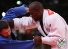 Teddy Riner (FRA), Alexander Mikhailin (RUS) - Olympic Games London (2012, GBR) - © IJF Media Team, IJF