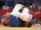 Iosef Palelashvili (ISR), Sezer Huysuz (TUR) - Olympic Games London (2012, GBR) - © IJF Media Team, International Judo Federation