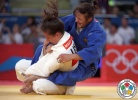 Marti Malloy (USA), Irina Zabludina (RUS) - Olympic Games London (2012, GBR) - © IJF Media Team, International Judo Federation