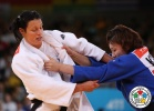 Edith Bosch (NED), Ye-Sul Hwang (KOR) - Olympic Games London (2012, GBR) - © IJF Media Team, International Judo Federation