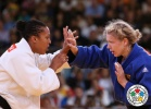 Kerstin Teichert (GER), Lucie Decosse (FRA) - Olympic Games London (2012, GBR) - © IJF Media Team, International Judo Federation