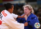 Lucie Decosse (FRA), Kerstin Teichert (GER) - Olympic Games London (2012, GBR) - © IJF Media Team, International Judo Federation