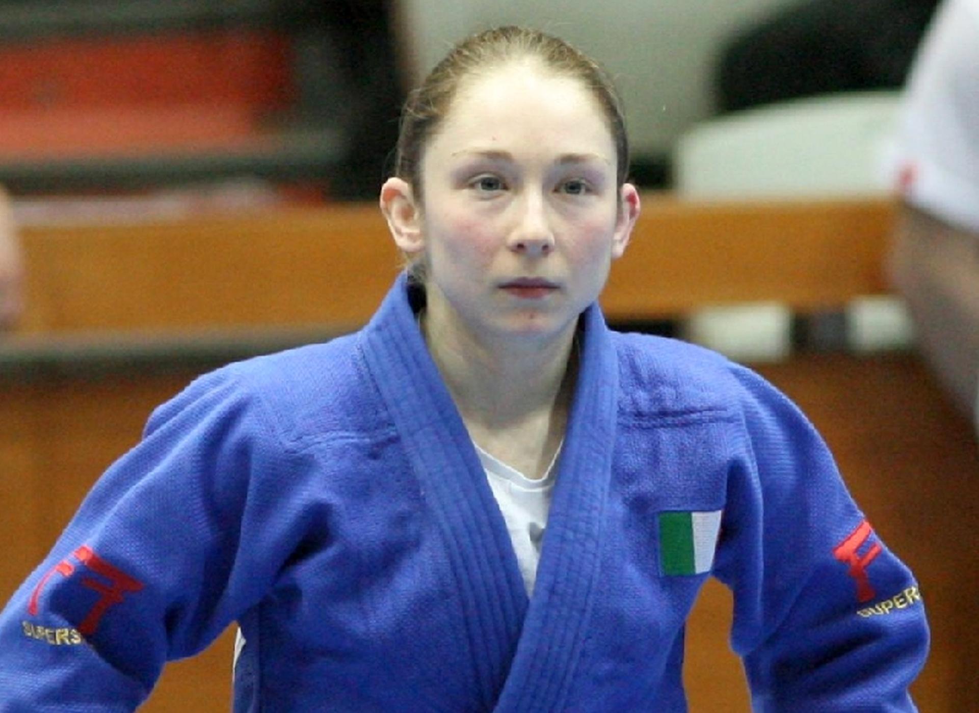 JudoInside - News - Irish judoka Lisa Kearney retires