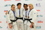 Sophie Cox (GBR), Connie Ramsay (GBR), Nekoda Smythe-Davis (GBR), Nicola Haywood (GBR) - British Championships Sheffield (2013, GBR) - © Mike Varey - Elitepix, British Judo Association