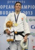 Kim Polling (NED) - European Championships Budapest (2013, HUN) - © IJF Media Team, International Judo Federation
