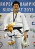 Lucija Polavder (SLO) - European Championships Budapest (2013, HUN) - © IJF Media Team, International Judo Federation