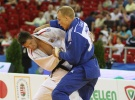 Lukas Krpálek (CZE), Henk Grol (NED) - European Championships Budapest (2013, HUN) - © IJF Media Team, International Judo Federation