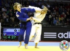Anamari Velensek (SLO), Lucie Louette (FRA) - Grand Prix Düsseldorf (2013, GER) - © IJF Media Team, International Judo Federation