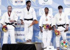 Asley Gonzalez (CUB), Grigorii Sulemin (RUS), Colton Brown (USA), Ciril Grossklaus (SUI) - Grand Prix Miami (2013, USA) - © IJF Media Team, International Judo Federation