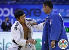 In Hyuk Choi (KOR), Yunlong He (CHN) - Grand Prix Qingdao (2013, CHN) - © IJF Media Team, International Judo Federation