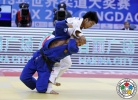 Tumurkhuleg Davaadorj (MGL), Alim Gadanov (RUS) - Grand Prix Qingdao (2013, CHN) - © IJF Media Team, International Judo Federation
