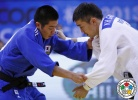 Kherlen Ganbold (MGL), In Hyuk Choi (KOR) - Grand Prix Qingdao (2013, CHN) - © IJF Media Team, International Judo Federation