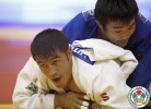 Kherlen Ganbold (MGL), Sharafuddin Lutfillaev (UZB) - Grand Prix Ulaanbaatar (2013, MGL) - © IJF Media Team, International Judo Federation