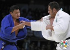 SungMin Kim (KOR), Rafael Silva (BRA) - Grand Slam Tokyo (2013, JPN) - © IJF Media Team, International Judo Federation